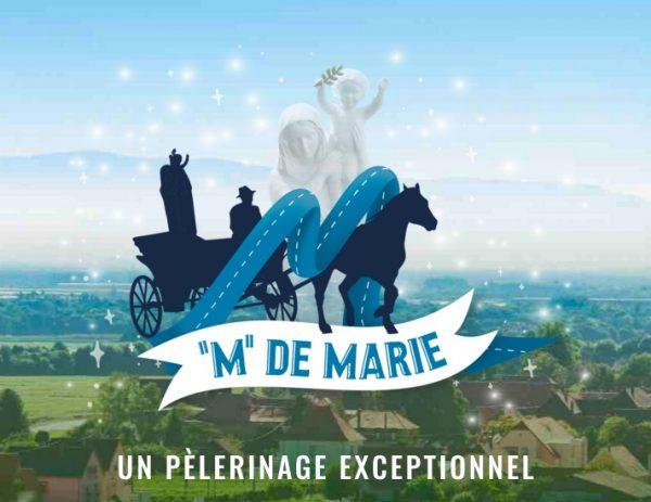 """Pèlerinage """"M"""" de Marie: aussi à Notre-Dame du Chêne"""